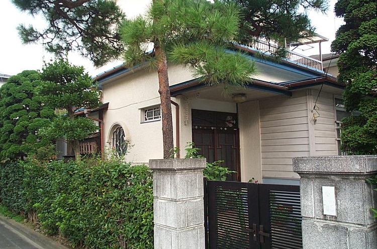 建物雑想記 沢渕の文化住宅