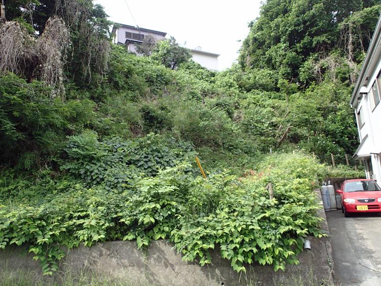 大坂上緑地帯