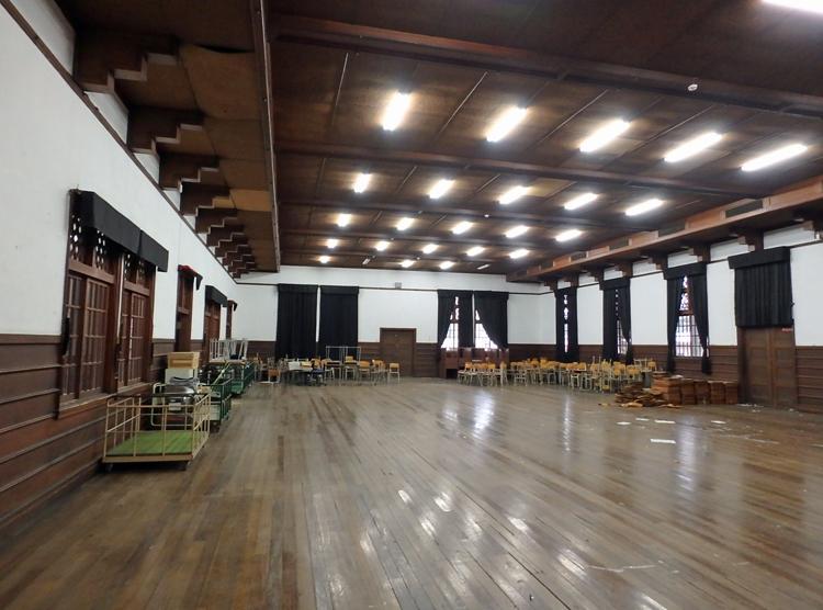 旧都立農林学校講堂03