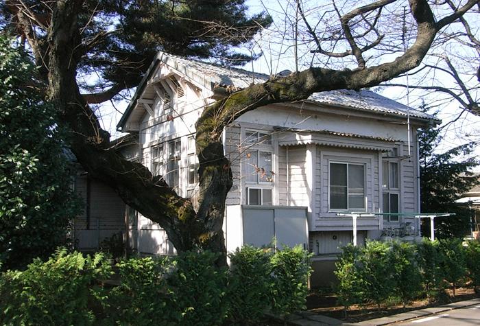 建物雑想記 全生園旧図書館