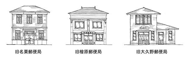 建物雑想記 郵便局1