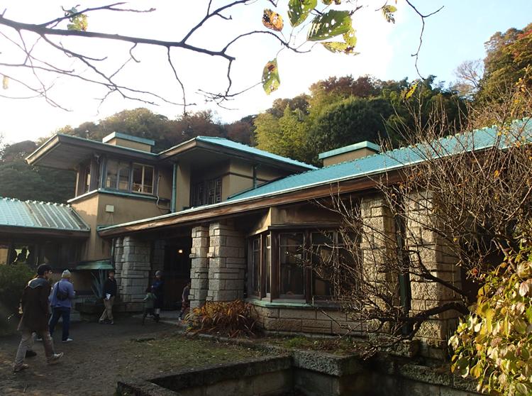 葉山加地邸-1