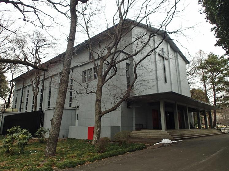 ICU-礼拝堂