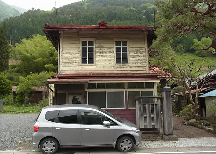 旧丹波山郵便局2012