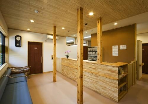 調布の診療所/耐震・間取りリフォーム