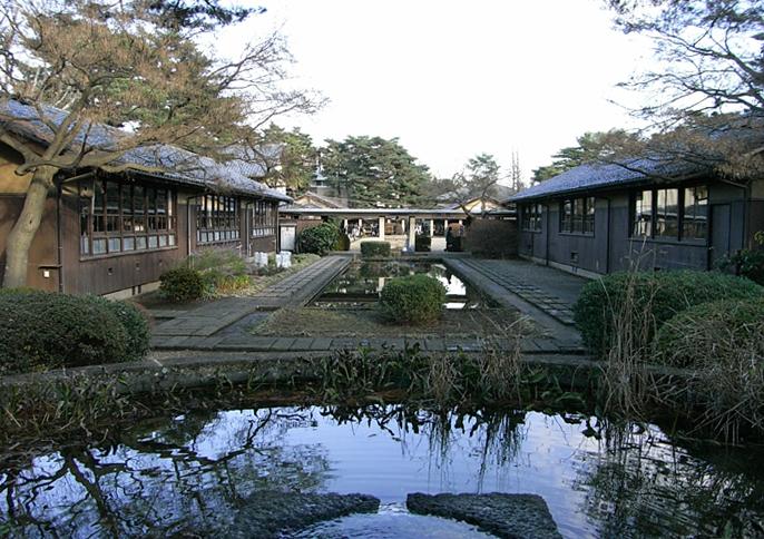 建物雑想記 自由学園南沢キャンパス