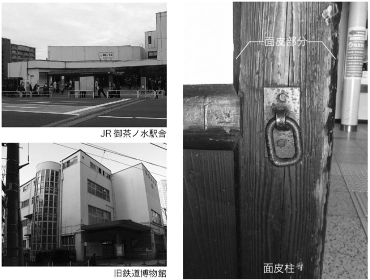 建物雑想記 JRお茶の水駅