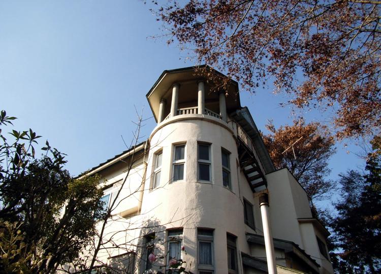 建物雑想記 三楽荘