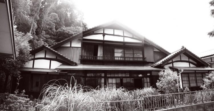 改修前:丹精を込めて建てられた家は、歳月を経ても人を感動させる力がある