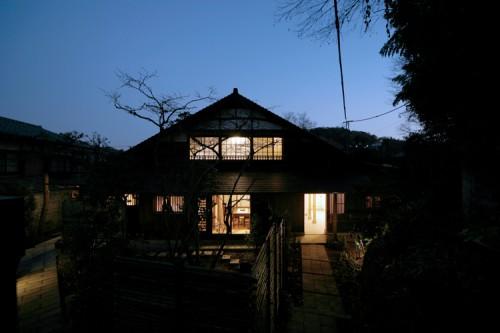 北鎌倉の家/古民家再生(リノベーション)