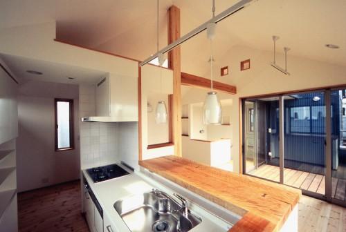 木遊びの家