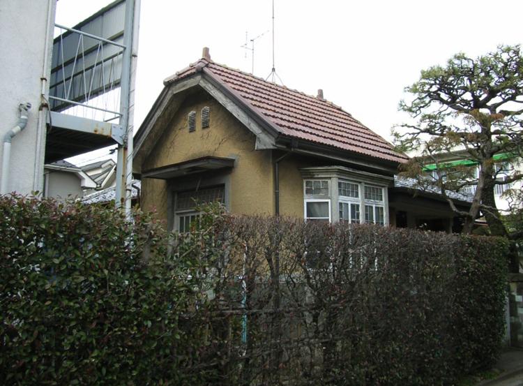 建物雑想記 吉祥寺の洋館