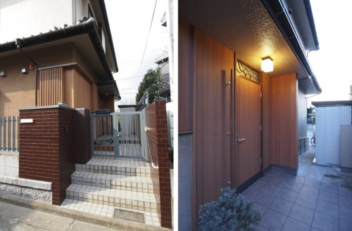 善福寺リフォーム作戦/二世帯同居リノベーション